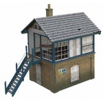 Bachmann Scenecraft 44-082 Derilect Signal Box